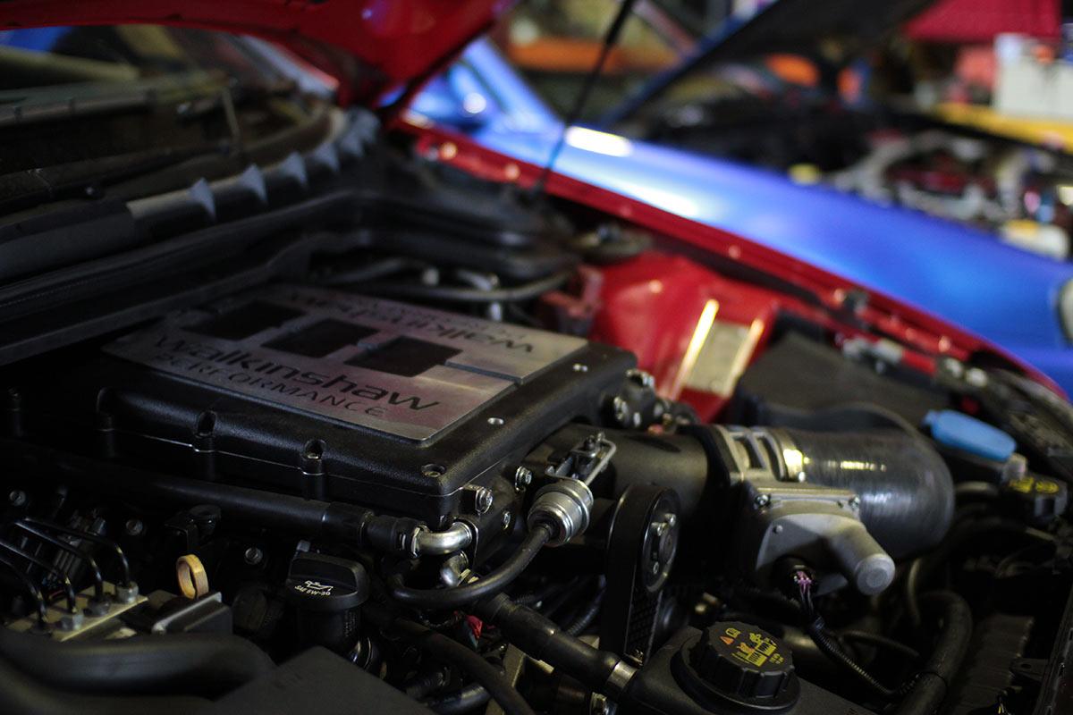 Supercharged Walkinshaw GTS   DVS Tuning